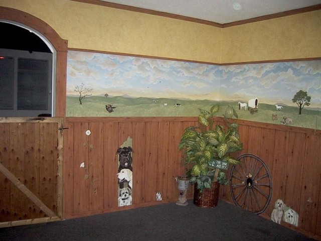 Murals  artwork