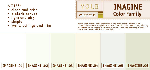 YOLO Colorhouse IMAGINE Color Family paint-and-wall-covering-supplies