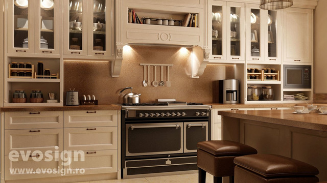 Dubai villa interior design for Kitchen design dubai