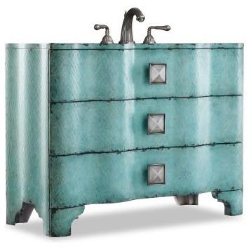 Cole + Co. Designer Series Chambers Single Bathroom Vanity modern-bathroom-vanities-and-sink-consoles