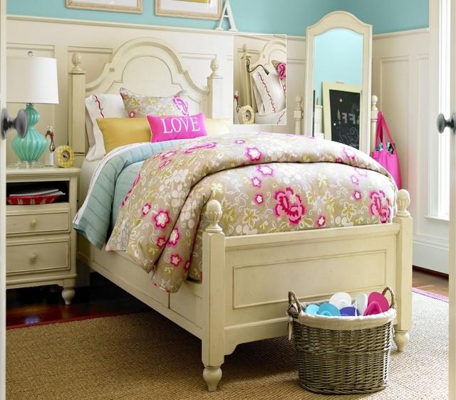 Discount Childrens Bedroom Furniture: Universal Smartstuff Gals Reading Bedroom Set