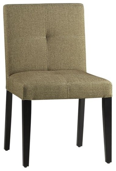 Epoch Side Chair | Crate&Barrel contemporary dining chairs