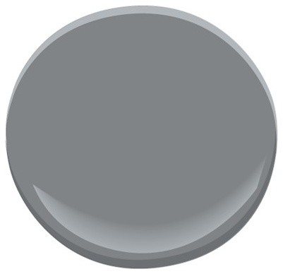 rock gray 1615 Paint - Benjamin Moore rock gray Paint Color Details -