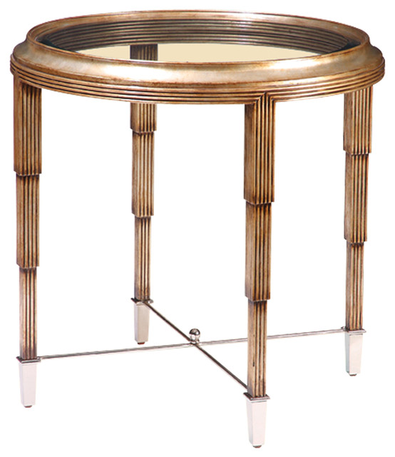 Marge Carson - Bossa Nova Collection contemporary-side-tables-and-end-tables