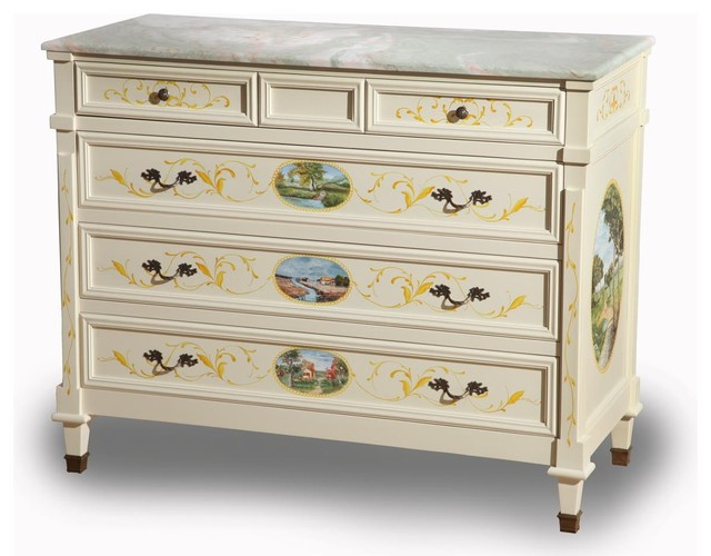 art. 224 Chest of drawers traditional buffets and sideboards