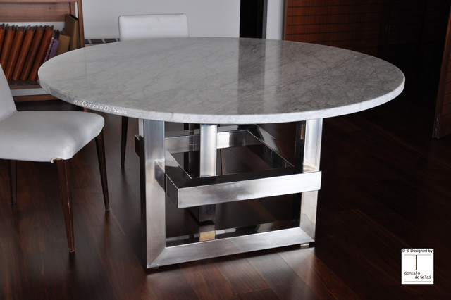IOS dining table - special custom made adaptation modern dining tables