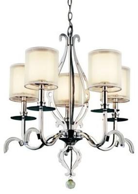 Jardine Chandelier by Kichler chandeliers