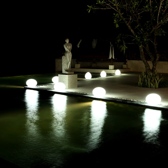 modern outdoor lighting