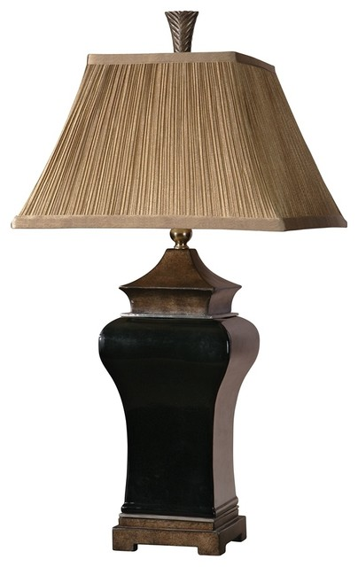 Asian Uttermost Delmar Table Lamp asian-table-lamps