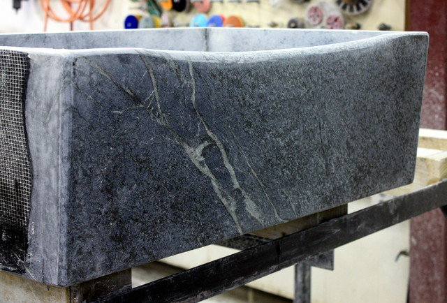 Soapstone Sinks Sills & Runnels Farmhouse Kitchen Sinks cincinnati