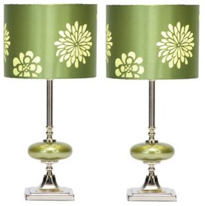 aspire wyman table lamps contemporary table lamps by walmart. Black Bedroom Furniture Sets. Home Design Ideas