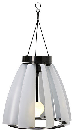 SOLVINDEN Solar And Wind-Powered Pendant Lamp - modern - outdoor ...