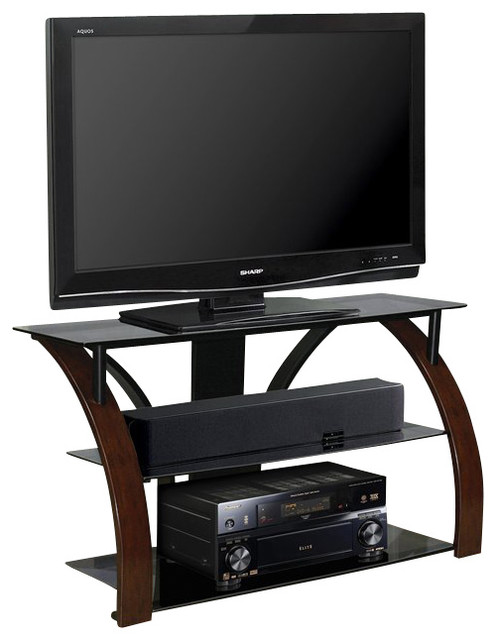 Bello 44 Inch Audio/Video System in Hand Painted Cherry ...