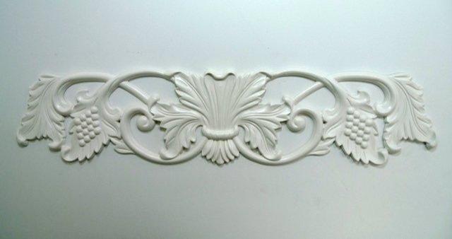 Daydream decorative onlay with grape design traditional-artwork