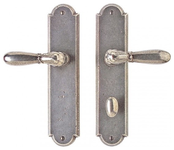 Rocky Mountain Hardware - Arched Door Hardware contemporary handles