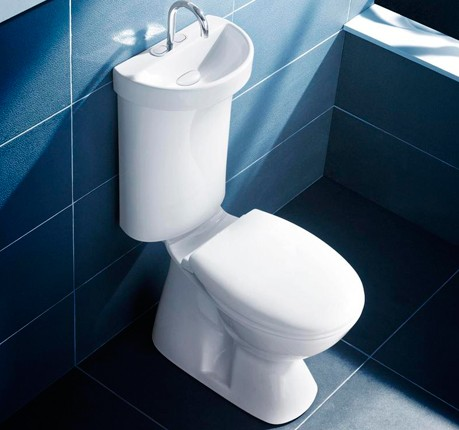 Has Anyone Used The Caroma Profile Smart on toilets for small bathrooms