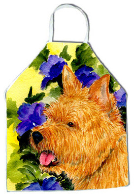 Norwich Terrier Apron SS8421APRON traditional-aprons