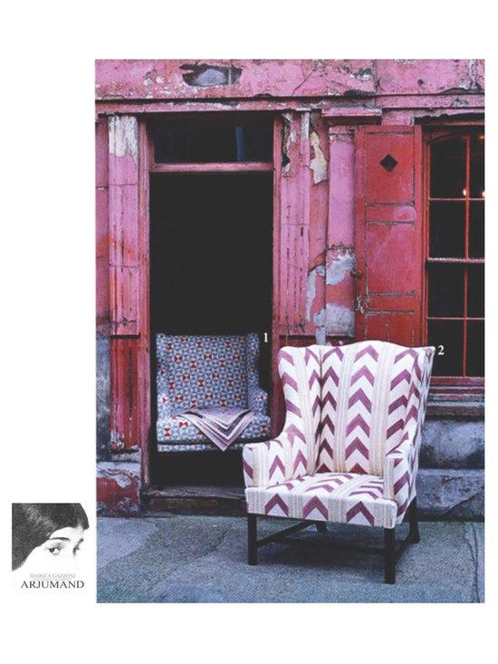 Idarica Gazzoni Upholstery Fabrics and Wall Paper -