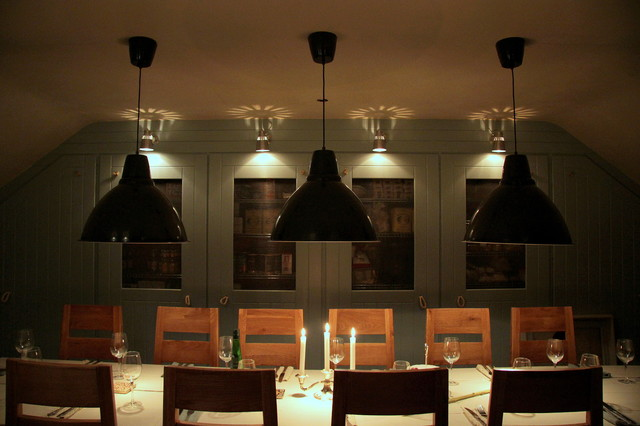 Private Dining Room eclectic