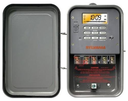 Sylvania Brand Zip-Set Industrial Timer Weatherproof - Modern - Kitchen Scales - by LBC Lighting