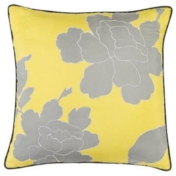 DwellStudio for Target Peony Decorative Pillow contemporary-decorative-pillows