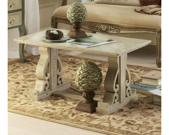 Coffee Table, Architectural -
