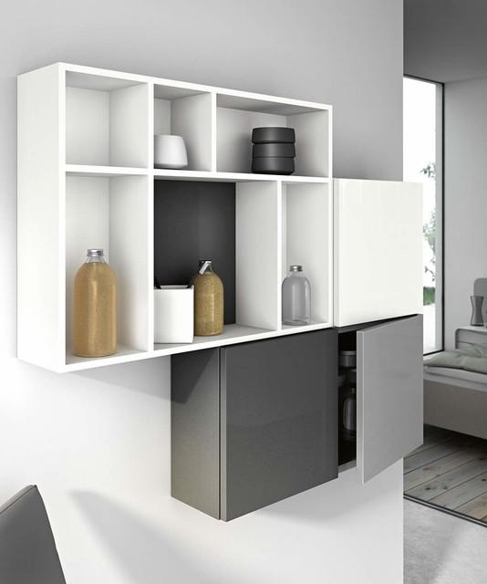 GB Bathroom Vanities - Onda Collection modern-bathroom-sinks