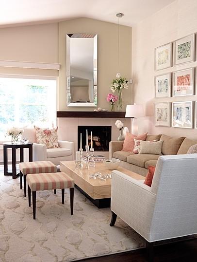 sarah richardson living room
