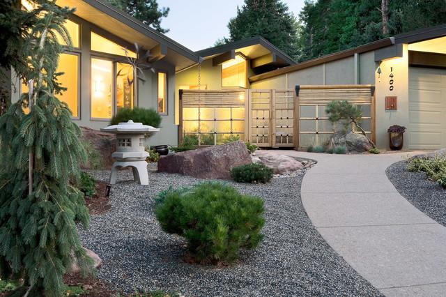 Zen Garden House Contemporary Other Metro By Sopher