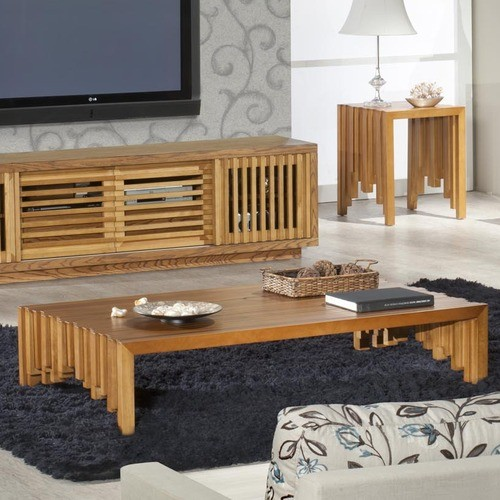 Signature Home Coffee Table modern-coffee-tables