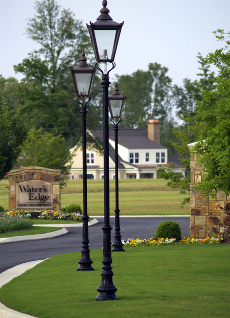 Water's Edge Subdivision traditional