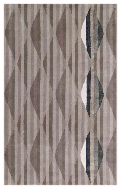 Capel Rugs Kevin O'Brien Zanzibar Cream Area Rug contemporary-rugs