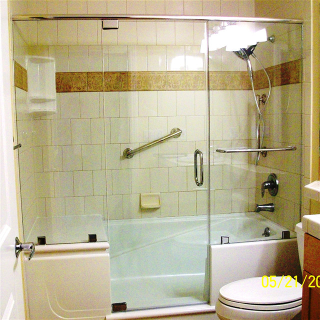 step bathtub to walk in shower conversion traditional other