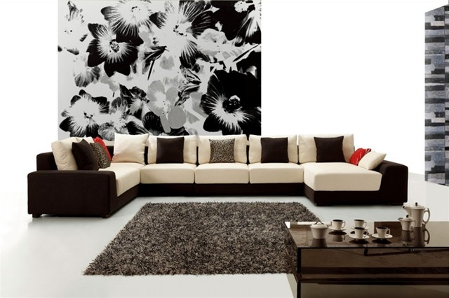Cassa Living Room Sectional Sofa - Designer Sectional Sofas - Eclectic ...