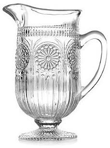 Godinger Serveware, Modern Vintage Florentine Pitcher contemporary-pitchers