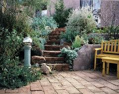 Spiritual Gardens (not religious) rustic-landscape