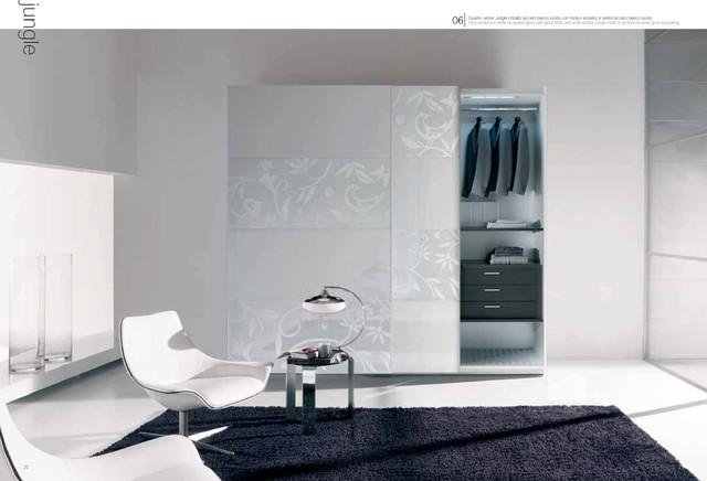 Modern Wardrobes Italian Furniture W 11 Modern New York By Italian Fu