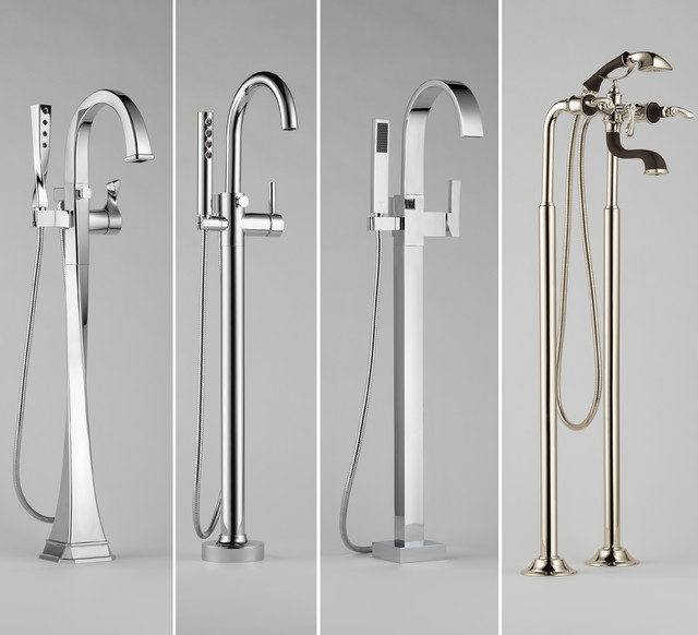 BRIZO - Tub Fillers (Freestanding) bathroom Images - Frompo