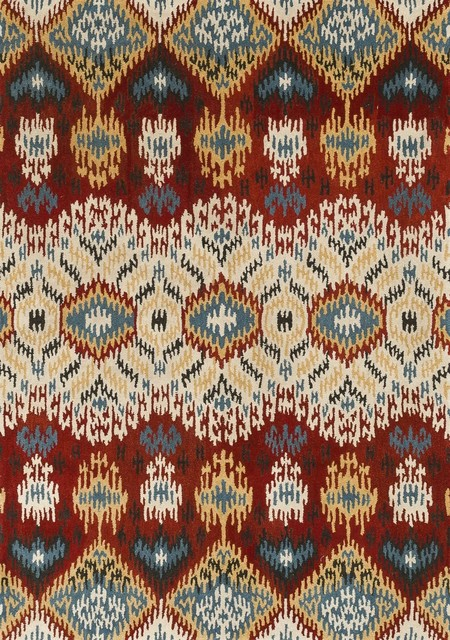 Loloi Rugs LEYDLY-03REML2676 Leyda Rouged-Multi Transitional Hand Tufted Rug transitional-rugs