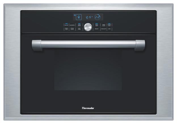 Thermador 24 Quot Single Combination Steam Convection Wall