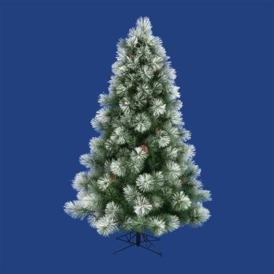 """Vickerman E893080 9' x 65"""" Scotch Pine Christmas Tree ..."""