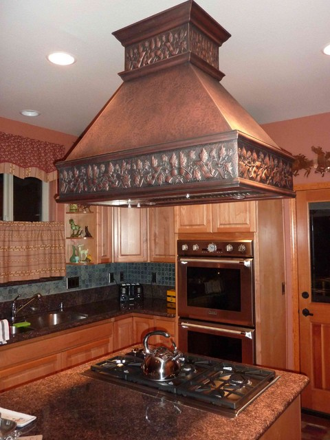 Charmant Copper Kitchen Appliances