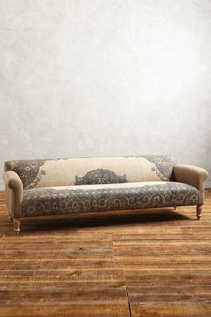 Eclectic Sofa : All Products / Living / Sofas & Sectionals / Sofas