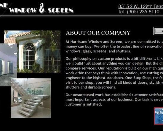 Windows, Impact Windows -