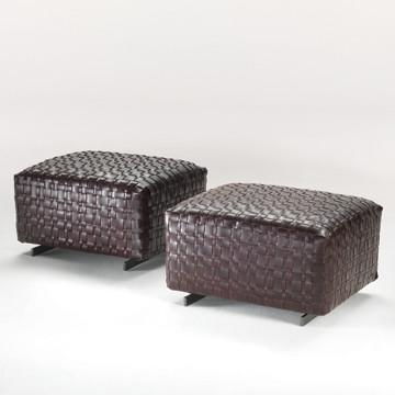 Flexform Bangkok Ottoman modern-footstools-and-ottomans