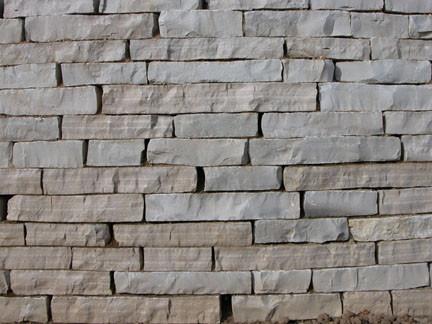 Fond Du Lac Cut Drywall Stone Traditional Landscaping