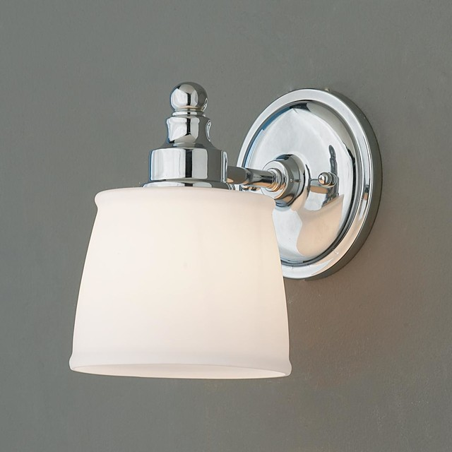 bygone classic bath light 1 light lamp shades by