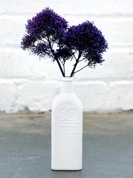 Pharmacy Bottle -
