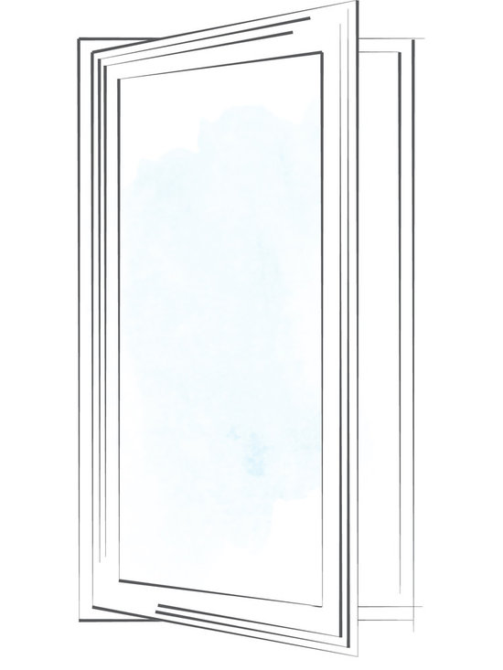 Ultra Series crank-out casements -