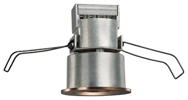 LED Juno Low Voltage 24 Degree Outdoor Bronze Mini Downlight Contemporary